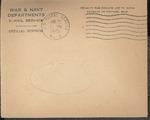 Jack P. Bell World War Two Correspondence #448