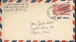 Jack P. Bell World War Two Correspondence #449