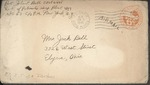 Jack P. Bell World War Two Correspondence #450