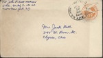 Jack P. Bell World War Two Correspondence #451