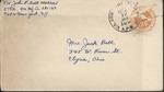 Jack P. Bell World War Two Correspondence #451