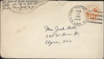 Jack P. Bell World War Two Correspondence #453