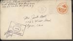 Jack P. Bell World War Two Correspondence #454