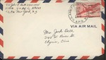 Jack P. Bell World War Two Correspondence #455