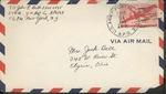 Jack P. Bell World War Two Correspondence #455
