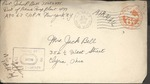 Jack P. Bell World War Two Correspondence #458