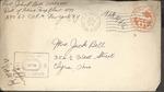 Jack P. Bell World War Two Correspondence #458