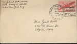 Jack P. Bell World War Two Correspondence #459