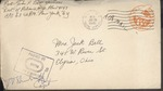 Jack P. Bell World War Two Correspondence #460