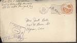Jack P. Bell World War Two Correspondence #460