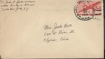 Jack P. Bell World War Two Correspondence #462