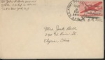Jack P. Bell World War Two Correspondence #465