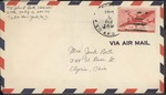 Jack P. Bell World War Two Correspondence #466