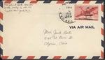 Jack P. Bell World War Two Correspondence #466