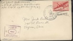 Jack P. Bell World War Two Correspondence #467