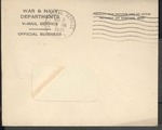 Jack P. Bell World War Two Correspondence #472
