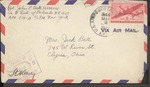 Jack P. Bell World War Two Correspondence #473