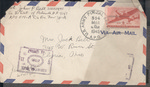 Jack P. Bell World War Two Correspondence #474