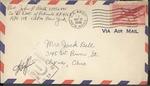 Jack P. Bell World War Two Correspondence #478