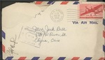 Jack P. Bell World War Two Correspondence #480