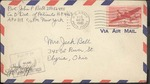 Jack P. Bell World War Two Correspondence #481