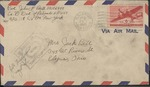 Jack P. Bell World War Two Correspondence #483