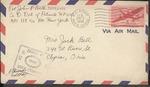 Jack P. Bell World War Two Correspondence #484
