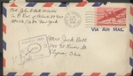 Jack P. Bell World War Two Correspondence #486