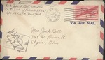 Jack P. Bell World War Two Correspondence #488