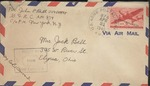 Jack P. Bell World War Two Correspondence #489