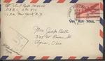 Jack P. Bell World War Two Correspondence #490