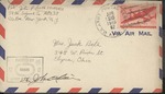 Jack P. Bell World War Two Correspondence #491