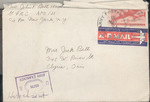 Jack P. Bell World War Two Correspondence #494