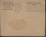 Jack P. Bell World War Two Correspondence #495