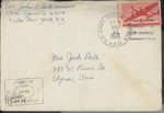 Jack P. Bell World War Two Correspondence #497