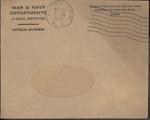 Jack P. Bell World War Two Correspondence #498