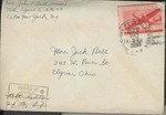 Jack P. Bell World War Two Correspondence #499