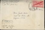 Jack P. Bell World War Two Correspondence #500