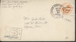 Jack P. Bell World War Two Correspondence #501