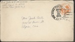 Jack P. Bell World War Two Correspondence #502