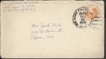 Jack P. Bell World War Two Correspondence #502