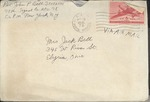 Jack P. Bell World War Two Correspondence #504