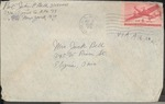 Jack P. Bell World War Two Correspondence #505