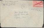 Jack P. Bell World War Two Correspondence #505