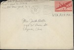 Jack P. Bell World War Two Correspondence #507