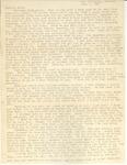 Jack P. Bell World War Two Correspondence #508