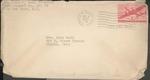 Jack P. Bell World War Two Correspondence #509
