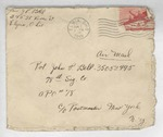 Jack P. Bell World War Two Correspondence #513