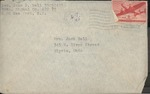 Jack P. Bell World War Two Correspondence #514