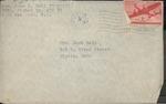 Jack P. Bell World War Two Correspondence #514